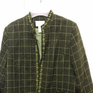 Susan Graver Chanel style jacket